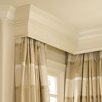 Cornice Boards - Finishing Molding And Trim - Carlisle, Pennsylvania